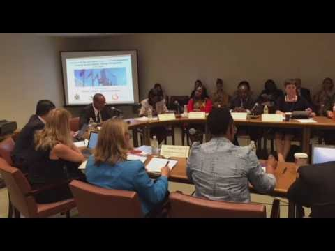 Global Partnership Side Event at HLPF / Leaving No-One Behind: African perspectives