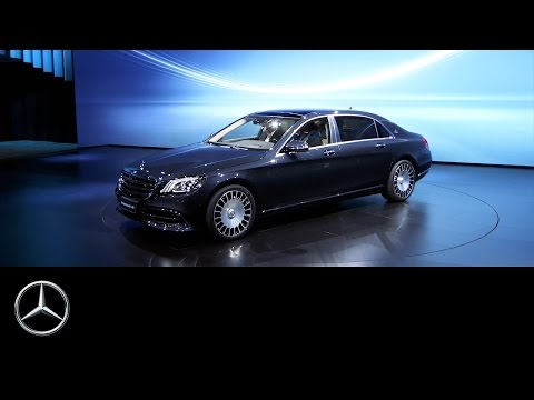 Press conference at the Auto Shanghai 2017 – Mercedes-Benz original