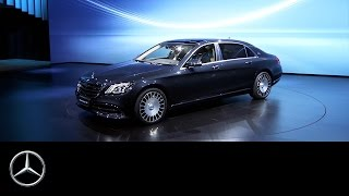 Press conference at the Auto Shanghai 2017 – Mercedes-Benz original