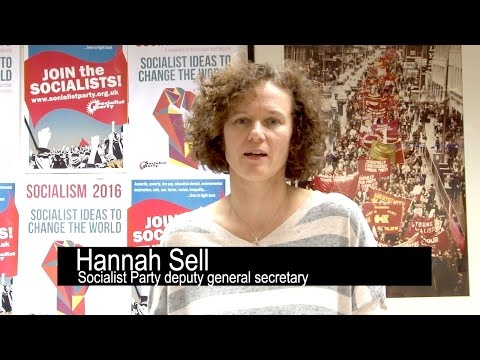 Hannah Sell: Socialist Party says #keepCorbyn