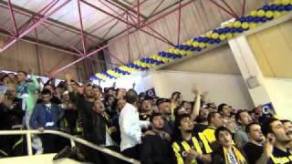 Fenerbahçe - Gs Bayan Basketbol Şampiyonluk Maçı Tribün
