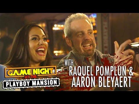 Resident Evil: Revelations 2 with Clueless Gamer Aaron Bleyaert & Playmate Raquel Pomplun