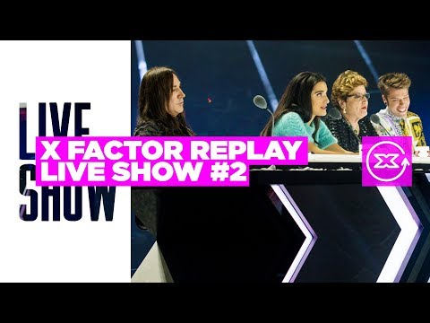 X Factor Replay - Live Show 2