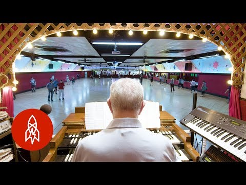 Grooving at California's Most Retro Roller Rink