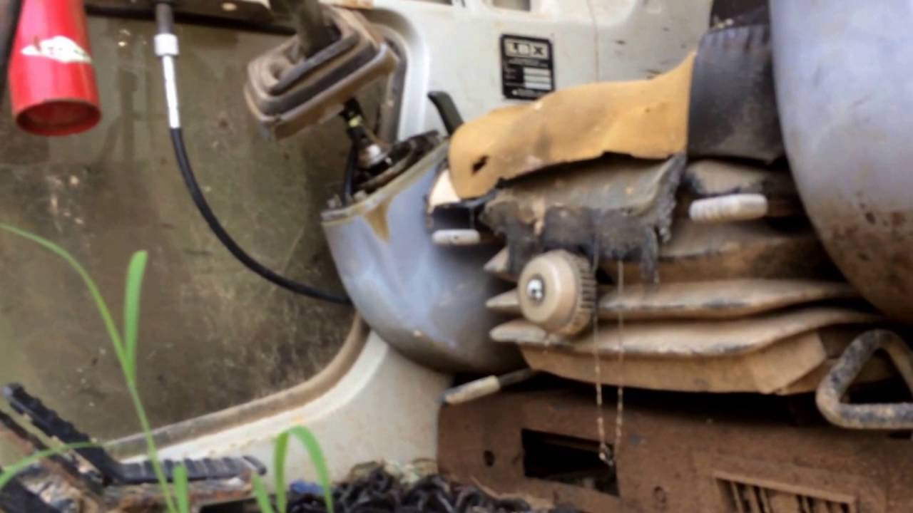 Another Electrical Issue Resolved - Link Belt 3400 Excavator