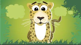 Пазлы: дикие животные (Puzzles: wild animals)