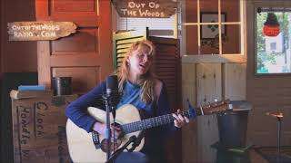 Lesley Kernochan - The Universe - Live on Out of the Woods Radio