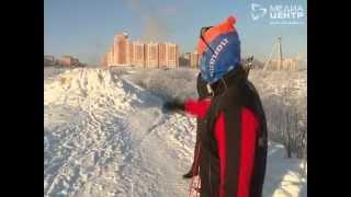 Любители лыжного спорта в Вологде объявили войну автовладельцам