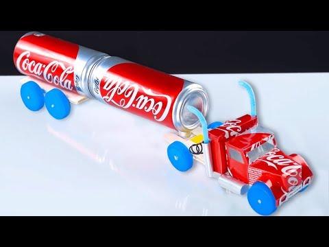 DIY COCA COLA CRAFTS!