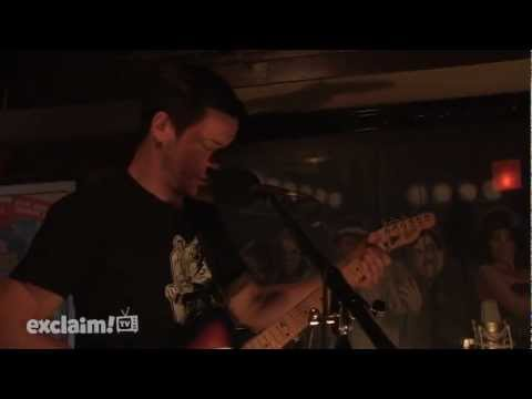 Indian Handcrafts - Worm in My Stomach (LIVE on Exclaim! TV)