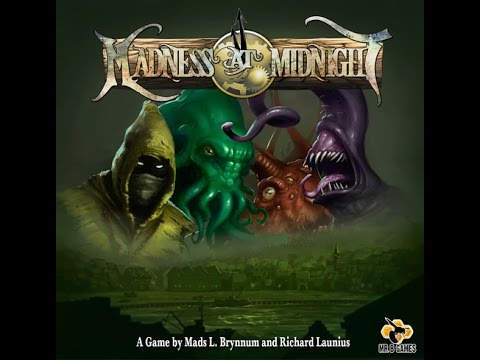 Madness at Midnight Review