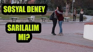 SARILALIM MI?- MUTLU ET-  SOSYAL DENEY! (AYDIN)