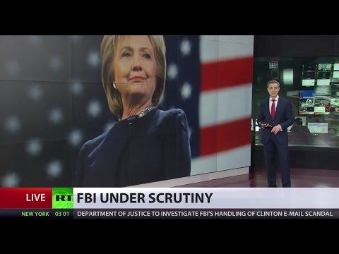 Investigating Investigators: DOJ to probe FBI's handling of Clinton email inquiry