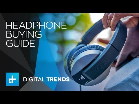 Find your ideal headphones with our in-depth buying guide