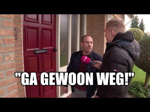 Yuri van Gelder reageert op wietvondst