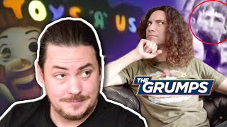 Is there a Haunted Toys 'R' Us? - The Grumps
