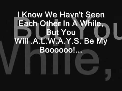 My Boo   Usher Ft  Alicia Keys   Full Song  Lyrics !