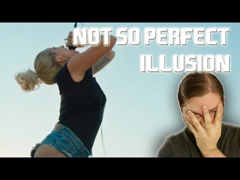 LADY GAGA IS INSANE: Reaction to Perfect Illusion   Mike The Music Snob Reacts