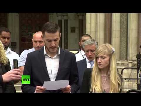 """It's too late"": Charlie Gard's parents end legal battle"