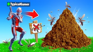 The *UNDERCOVER* ANT-MAN Challenge in Fortnite!