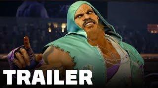 Tekken 7 - Craig Marduk Trailer