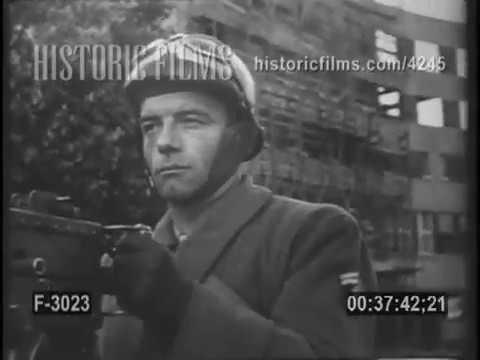 BERLIN YOUTH RALLY - 1950