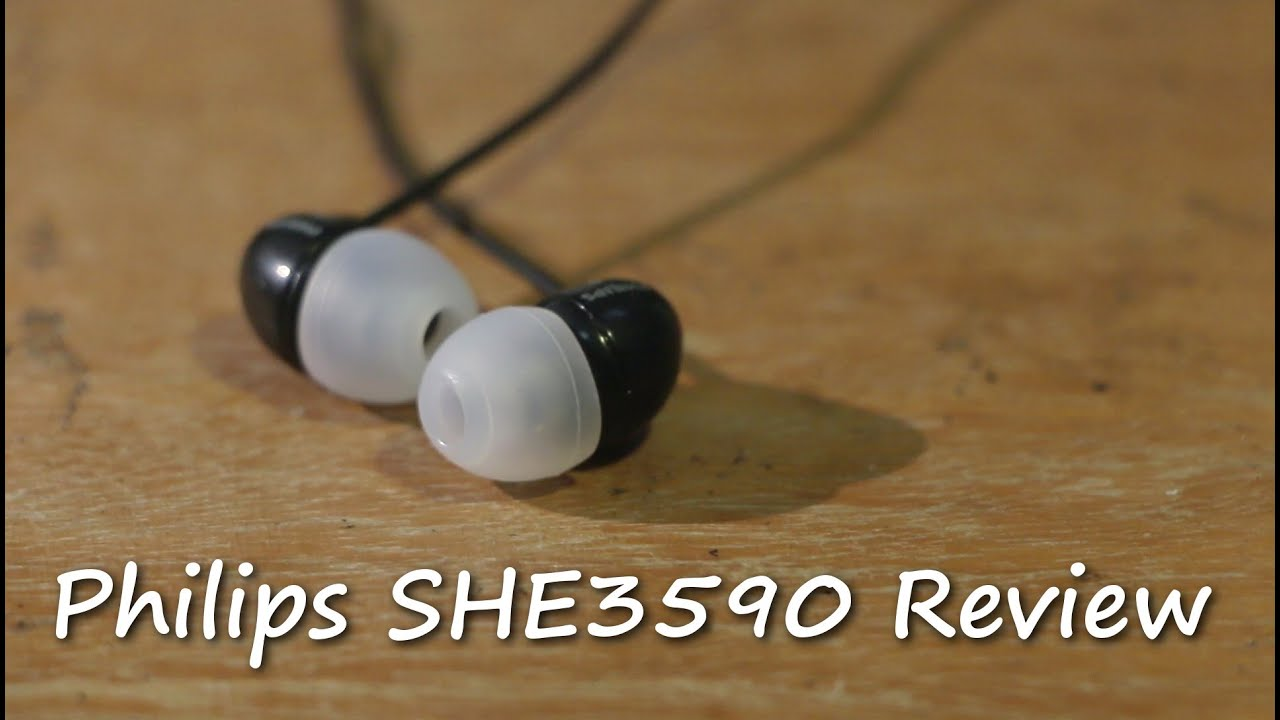 Philips She3590 Earbuds Review Youtube Earphone She 3590