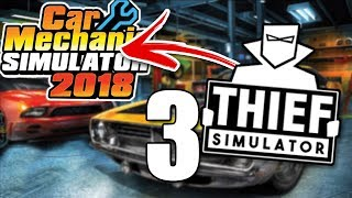 SYMULATOR W SYMULATORZE || Thief Simulator [#3]