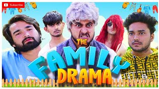 THE FAMILY DRAMA || TEAM 36