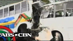 5 killed, 46 hurt in bus accident