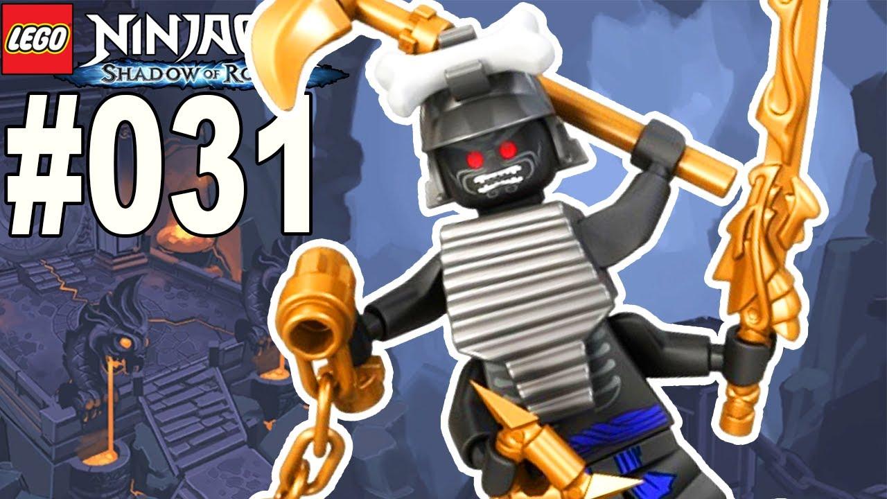 Lego Ninjago Schatten Des Ronin 031 100 Alle Charaktere Lets