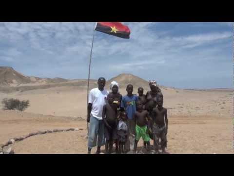 Mucuroca tribe in Angola
