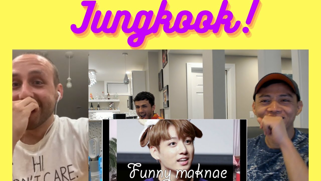 BTS (방탄소년단) - BTS Jungkook Making BTS Hyungs Laugh | Jeon Jungkook Funny | reactions unlimited