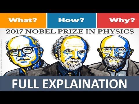 NOBEL PRIZE 2017 IN PHYSICS , GRAVITATIONAL WAVES , LIGO EXPLAINED supersimplified  - UPSC STUDY IAS