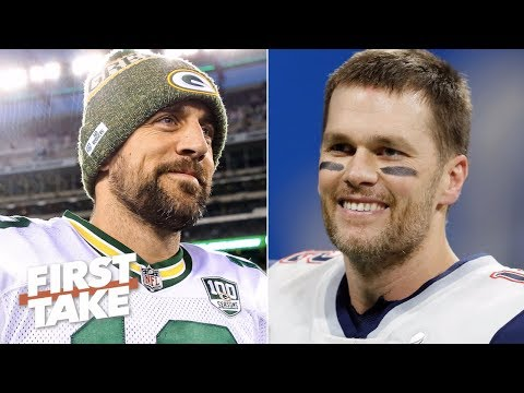 Aaron Rodgers can't be compared to Tom Brady as the best NFL quarterback – Will Cain | First Take