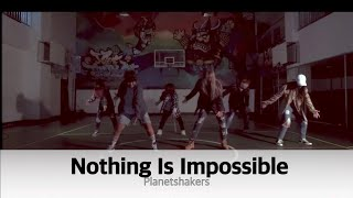 [windcrew] Planetshakers- Nothing is Impossible(Feat.Israel Hougton) by Dance Crew 'Wind' 워십댄스