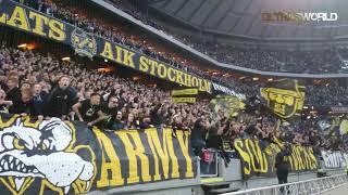 AIK Stockholm - Vi é AIK | U'W Chants