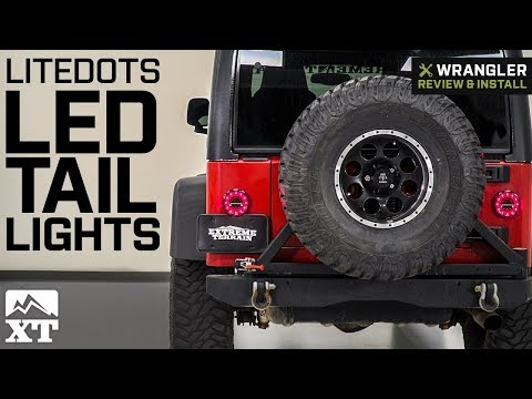 Jeep Wrangler LiteDOTs LED Tail Lights (1987-2006 YJ & TJ) Review & on jeep liberty electrical diagram, pontiac g6 tail light wiring, jeep grand cherokee electrical diagram, suzuki samurai tail light wiring, liberty tail light wiring, jeep cj speakers, nissan maxima tail light wiring, jeep cherokee stereo wiring, toyota tail light wiring, jeep wj tail light wiring, honda ridgeline tail light wiring, jeep cj forum, eagle talon tail light wiring, jeep cj brake light switch, mitsubishi outlander tail light wiring, lincoln town car tail light wiring, jeep tail light wiring color, jeep led off-road lights, pontiac gto tail light wiring, dodge tail light wiring,