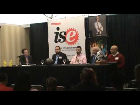 ISE 3D Printing Panel