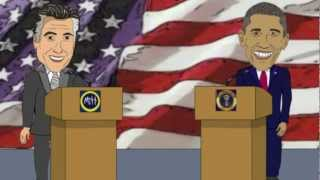Obama And Romney - They'll say anything to get your vote!!! - Sweetman Productions