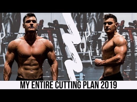 My Summer 2019 Cutting Plan   Full Day Of Eating And Training thumbnail