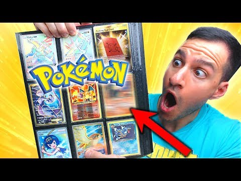 *UNBOXING* Mystery Boxes Full Of RARE Pokemon Cards!
