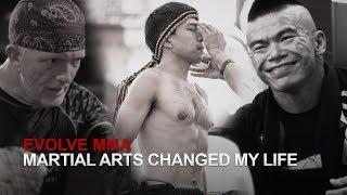 Martial Arts Changed My Life: Jonathan, Hiro, & Paul