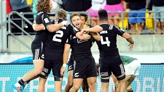 Seven AWESOME tries from Wellington