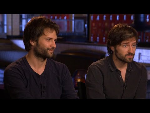 Duffer Brothers on inspiration behind Netflix's