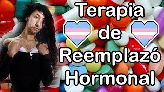 Terapia de reemplazo hormonal Trans