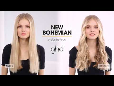Tutorial Peinado Ghd Ondas Surferas Styler Ghd Platinum Youtube