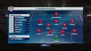 Bayern Munich vs PSG (3-1) – UCL 17/18 Group B – Goals and Highlights