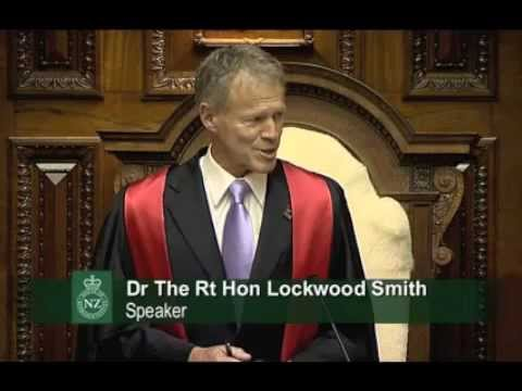 Bill English Thrown Out 03/08/11