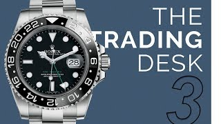 The Trading Desk | Rare vs. Valuable Watches